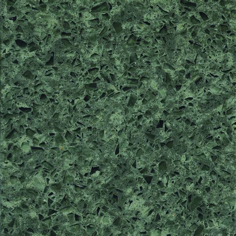 shop silestone absolute green quartz kitchen countertop sle at lowes com