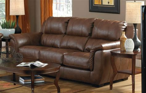 verona sofa jackson verona leather sofa set chestnut jf 4490 1223 09
