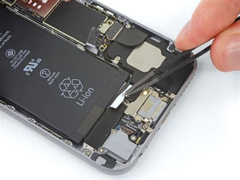 iphone battery replacement near me how to replace your iphone 6 battery ifixit repair guide