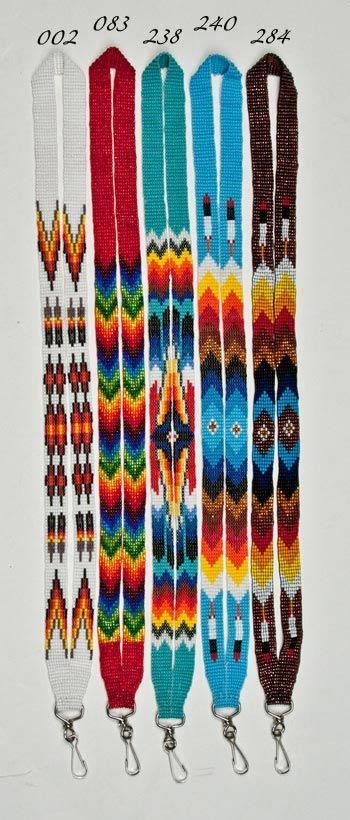 how to make a beaded lanyard 25 best ideas about american beading on