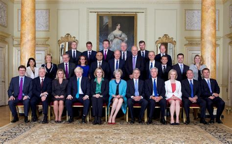 quiz how many members of theresa may s cabinet can you