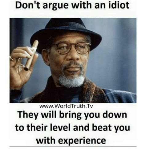 Argue Meme - funny idiot memes of 2017 on sizzle idioticness