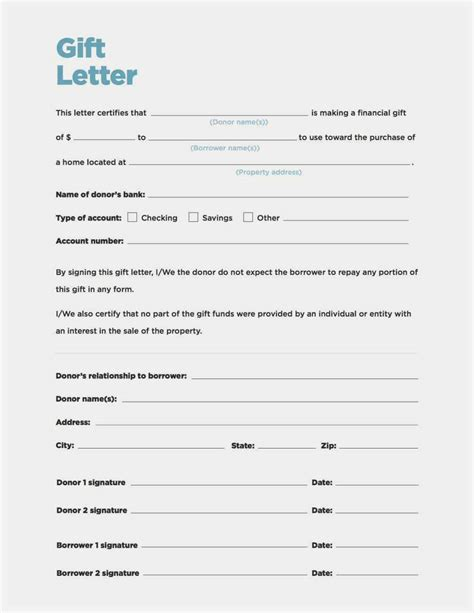 Gift Letter Design 100 Gift Letter Sle Template Design Best 25 Letter Templates Ideas On