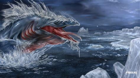 imagenes mitologicas 15 spectacular mythological beasts illustrations