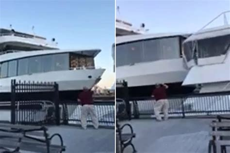boat crash prom party boat crashes into vessel hosting high school prom