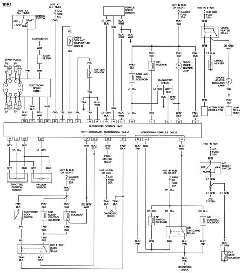 gm radio wiring diagram 1981 gm free engine image for