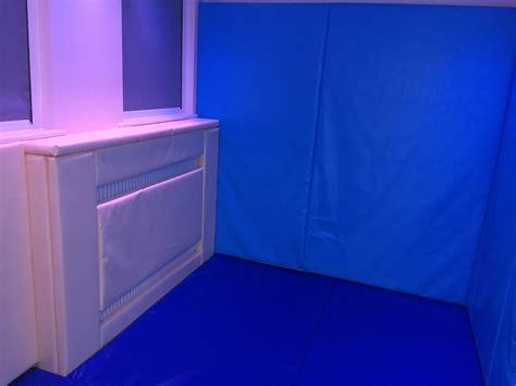 floor  wall padding protective soft play calming room