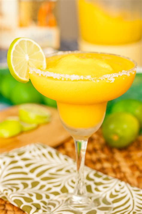 mango margarita rocks mango margaritas tide and thyme