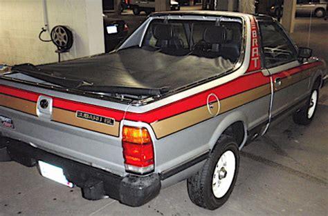 subaru brat for sale craigslist corner case survivor 1984 subaru brat bring a trailer