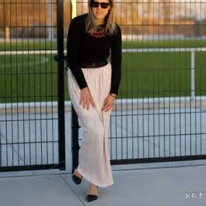 pleated maxi skirt tutorial allfreesewing