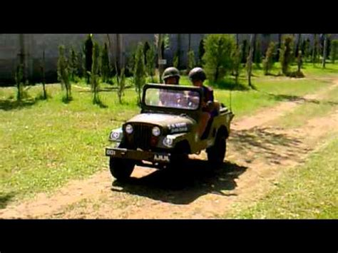 Kinder Auto Mini Jeep by Kinder Auto Mini Jeep Youtube