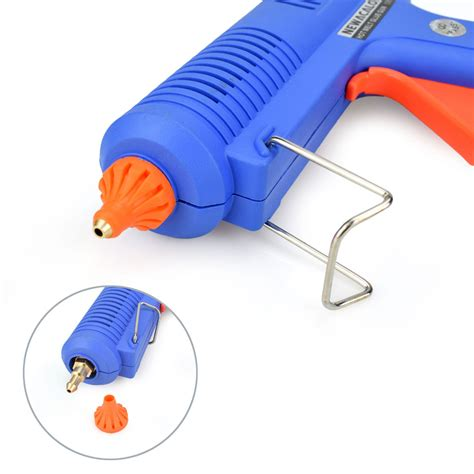 Alat Lem Tembak Melt Glue Gun newacalox glue gun pistol lem tembak 150w multi color jakartanotebook