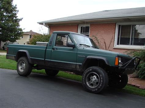 1988 lifted jeep comanche jakeman1719 1988 jeep comanche regular cab specs photos