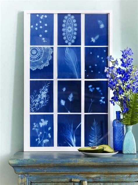 blue flowers  create  mediterranean  sea inspired