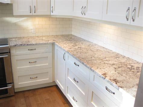 Alaskan White Granite Countertops by Alaska White Granite