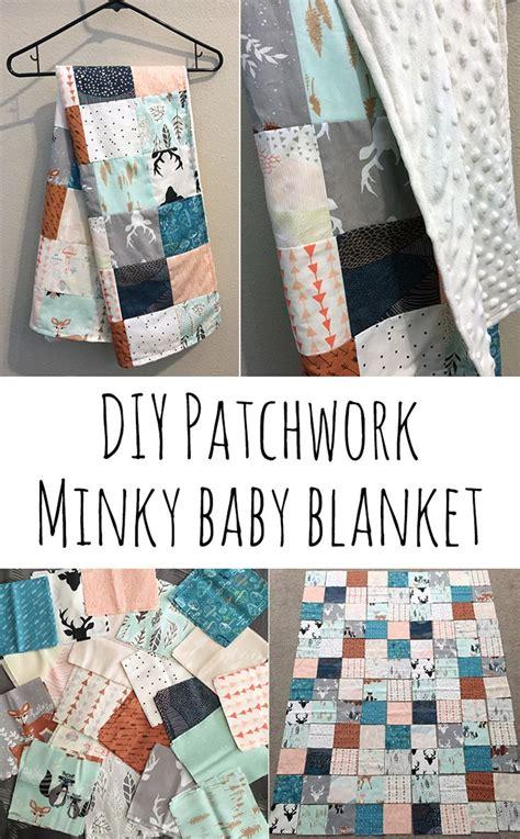 Patchwork Baby Blanket Tutorial - best 25 patchwork baby ideas on diy baby