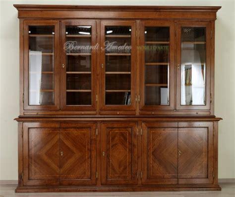 librerie chiuse libreria con ante chiuse e vetro ros 224