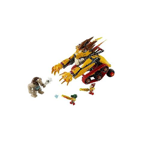 Hello Lava L by Lego Legends Of Chima 70144 Lavals In Box 70144