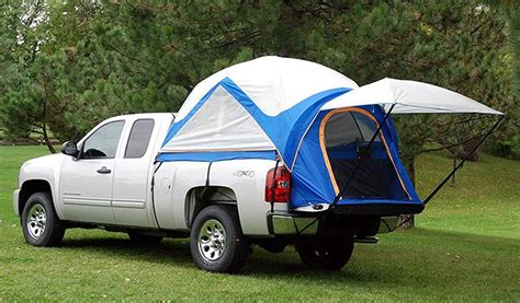 pitstop car awning truck tent cer 5 pickup truck bed tents that are easy