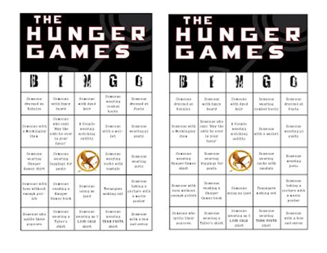 printable hunger games quiz hunger games party printables party invitations ideas