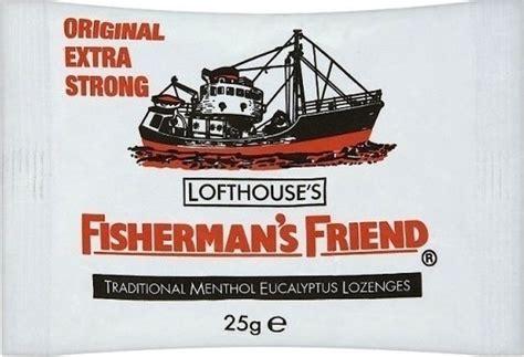 Fishermans Friend Strong Mint 25gr fisherman s friend original strong 25gr skroutz gr