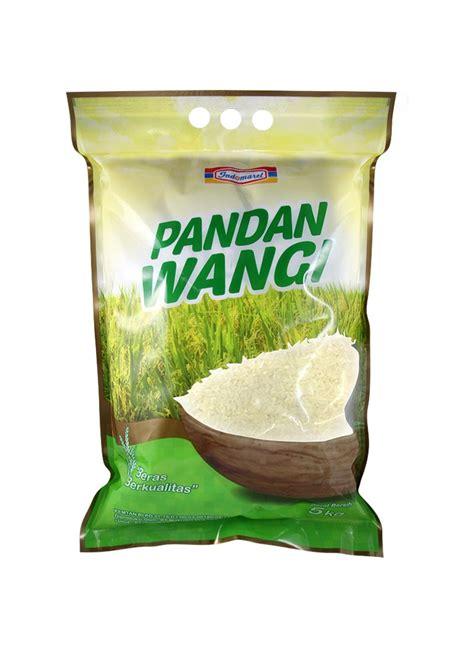 Kertas Nasi Merk Pandan Alat Makan indomaret beras pandan wangi sak 5kg klikindomaret