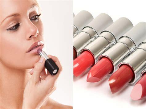Lipstik Sariayu Warna Merah trik memilih warna lipstik untuk kulit sawo matang tips