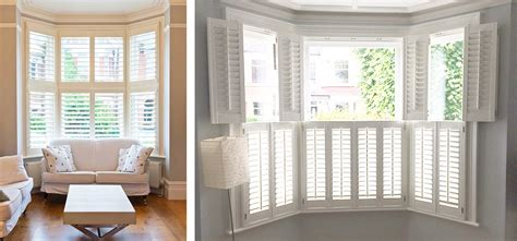 Where To Buy Window Shutters Bay Window Interior Shutters Design Inspiration Window