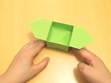 how to make an origami sanbo with pictures wikihow