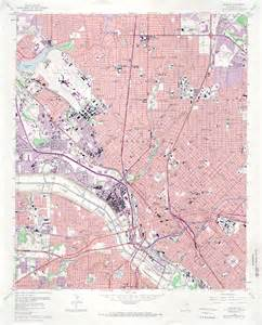 dallas texas county map dallas map images