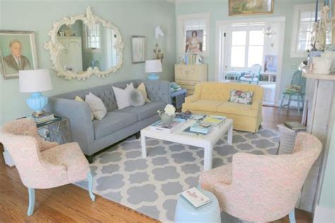 Shabby Chic Loveseat The Antidote To The Sofa Loveseat Combination The