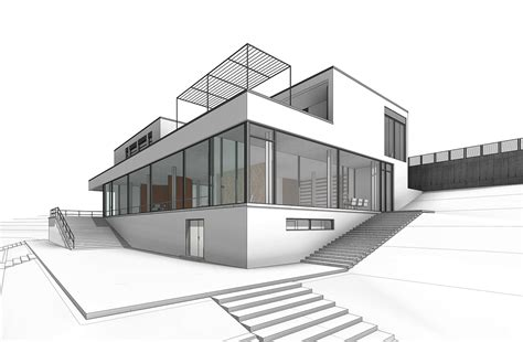 tutorial revit italiano revit training villa tugendhat on behance