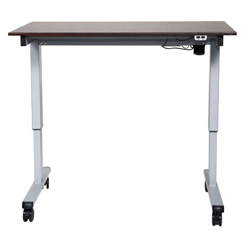 Modern Stand Up Desk Modern Stand Up Desk Stand Up Desk In Walnut Modern Home Office Custom Wood Industrial