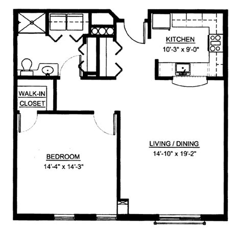 one bedroom apartment size average 1 bedroom apartment size 28 images average
