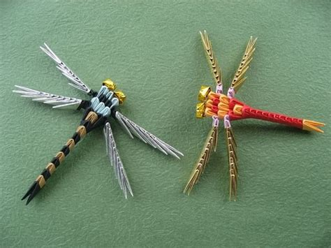 3d Origami Dragonfly - dragonfly jpg album nga 3d origami
