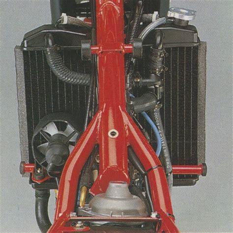 Ktm Radiator Inthisyear1984 Production Start Of Ktm Radiators Ktm