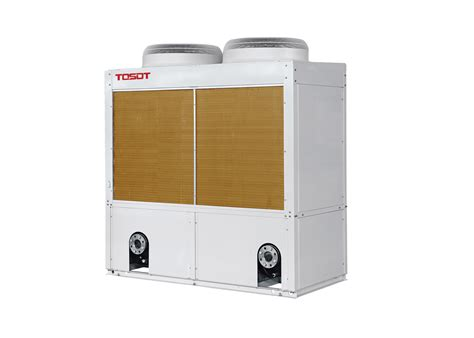 modular air cooled scroll chiller tosot