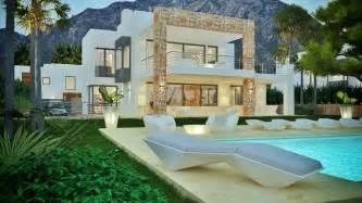 maison moderne de luxe plan chaios