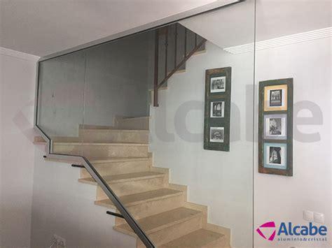 barandillas de cristal para escaleras interiores protecci 243 n de cristal para escalera interior
