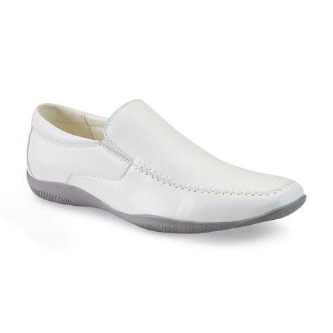 mens white dress loafers j75 by jump s prestige white dress loafer