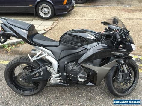 2008 cbr 600 for sale 2008 honda cbr600rr for sale in the united kingdom