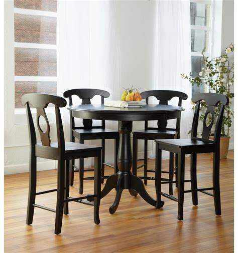 42 inch classic round table bare wood fine wood
