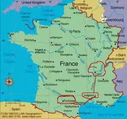 Lyon France Map by Lyon Map France Map Holiday Travel Holidaymapq Com