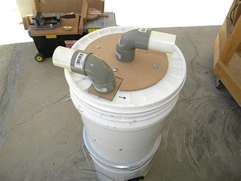 dust extraction woodworking mini cyclone dust collector