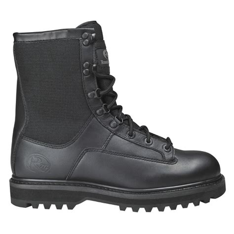 s road mate 174 8 quot cordura tactical boots black