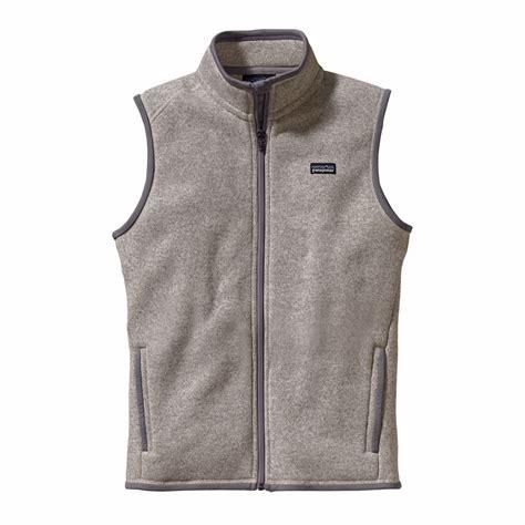 patagonia better sweater vest patagonia s better sweater fleece vest summer