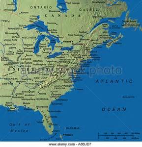 map usa east coast boston west coast usa map stock photos west coast usa map stock