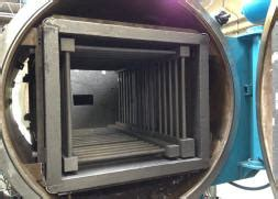 induction heating of graphite graphite furnace systems