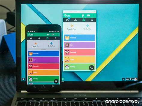 chrome app for android why your next chromebook should a touch screen android central