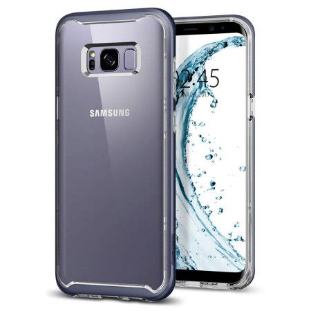 Samsung Galaxy S8 Plus Smartphone Orchid Gray spigen neo hybrid samsung galaxy s8 plus